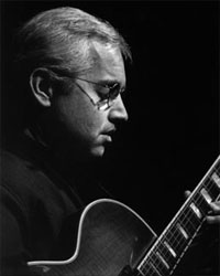 Sid Jacobs - Jazz Guitarist